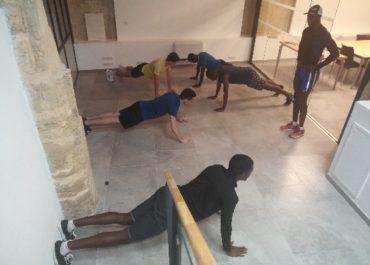 Le sport à Habitat Jeunes